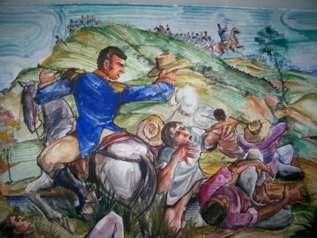 24 De Mayo Día Histórico Para Ecuador Se Recuerda La Batalla De Pichincha Ocurrida En 1822 Achiras Net Ec